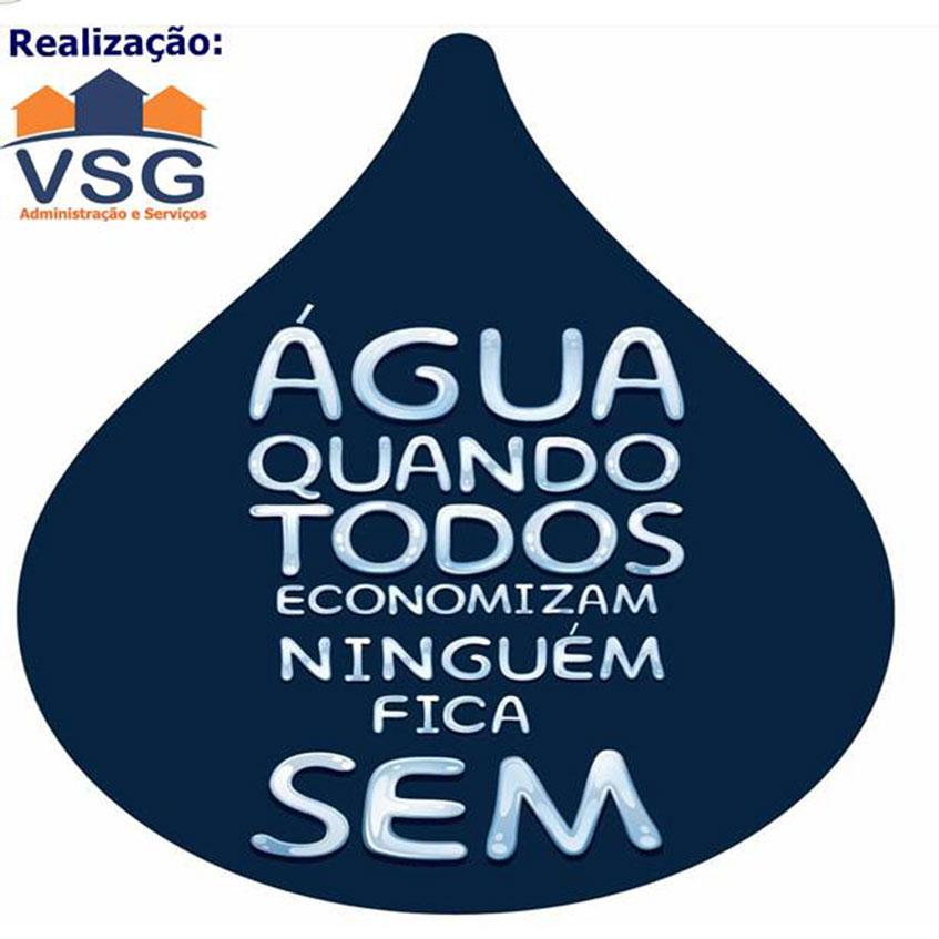 Dicas para economia de água