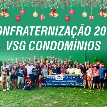 CONFRA VSG 2019 FOI MARCADA COM MUITA ANIMAÇÃO E ALEGRIA