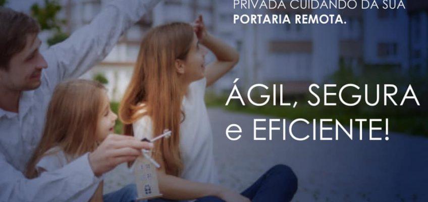 CONHEÇA A PORTARIA REMOTA VSG. COM UMA CENTRAL PRÓPRIA, POSSUÍMOS A MELHOR TECNOLOGIA DO MARANHÃO!