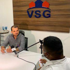 DIRETOR GERAL DA VSG CONCEDE ENTREVISTA EXPLICANDO SOBRE A LEI SANCIONADA DA VIOLÊNCIA DOMÉSTICA NOS CONDOMÍNIOS
